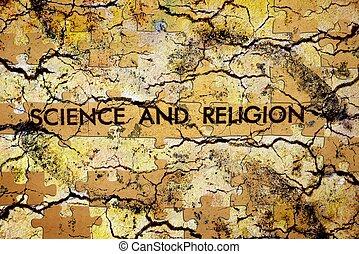 科學, 以及, 宗教