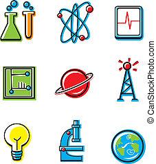 科學, 圖象