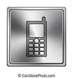 移動式 電話, アイコン