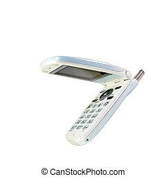 移動式 電話, 白