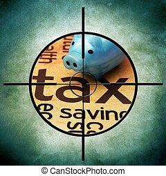 税, ターゲット