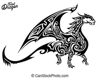 種族, ドラゴン