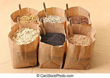 穀粒, そっくりそのまま