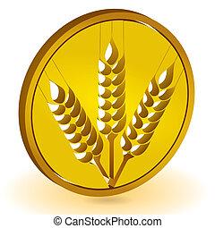 穀粒, 耳