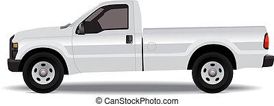積み込みの トラック