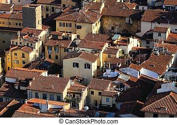 空中写真, フィレンツェ