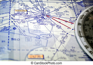 空气, 导航, 图表, (argentina)