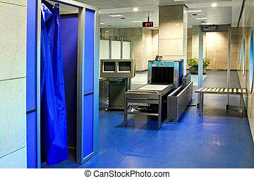 空港の保安