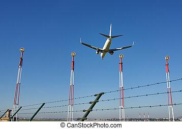 空港, セキュリティー