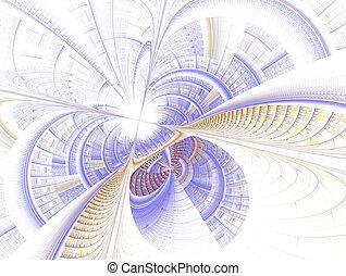 空間である, 永遠, space., ∥象徴する∥, 形, lines., 時間, 動き
