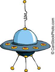 空飛ぶ円盤