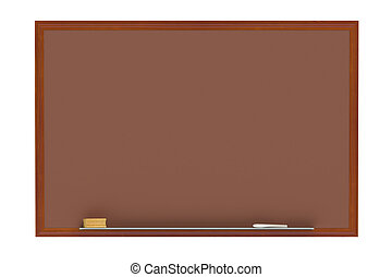 空, ブラウン, 黒板