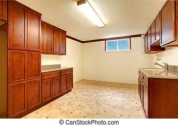 空, 台所, 部屋