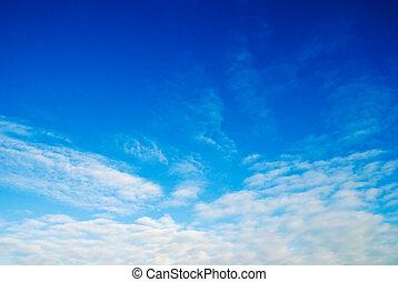 空, 背景