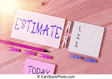 空, 計算しなさい, 数, estimate., 量, ペーパー, メモ, テキスト, オフィス。, 背景, およそ, ...