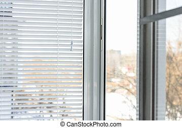 窓, ブラインド