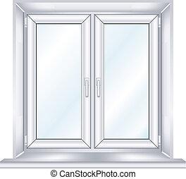 窓, プラスチック