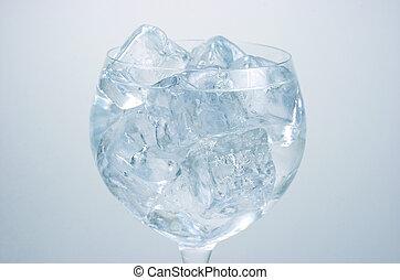 立方体, 氷