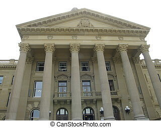 立法府, アルバータ, エドモントン, 州