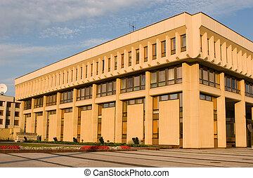 立陶宛語, 議會, 房子