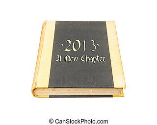章, 新しい, -, 2013