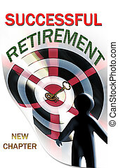 章, 新的生活, 退休