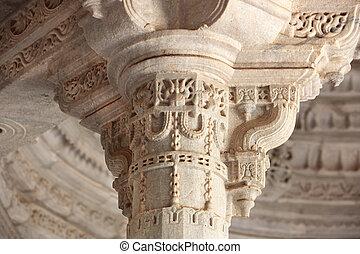 章, ranakpur, 寺院