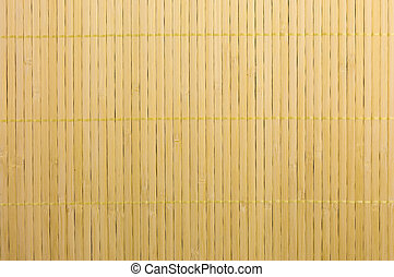 竹子, 地方蓆子
