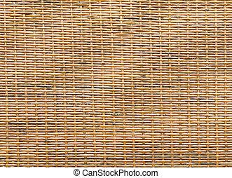 竹, 手ざわり, はたを織りなさい
