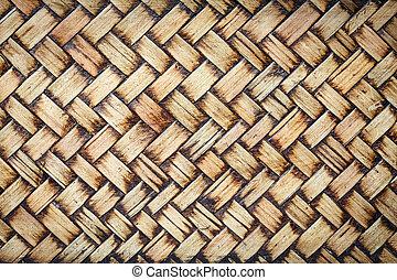 竹, 手ざわり, 背景, はたを織りなさい