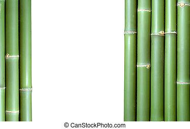竹, 背景