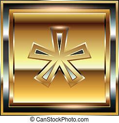 符号, 锭, 描述