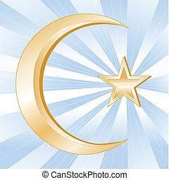 符號, 伊斯蘭教