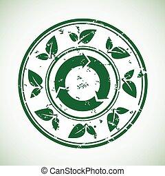 符號, 再循環