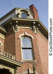 第一夫人, 房子, 在中, 州, 俄亥俄