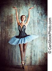 第一流, 芭蕾舞