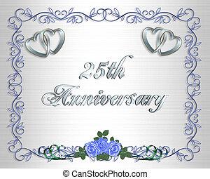 第25, ボーダー, 記念日, 結婚式