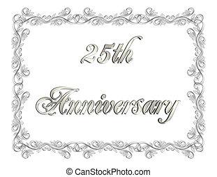第25, 記念日カード