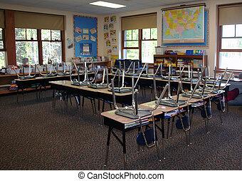 第3, 等級, 教室