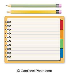 筆記本, 概念
