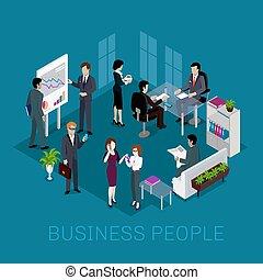 等大, ビジネス 人々, デザイン
