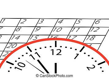 管理, 時間