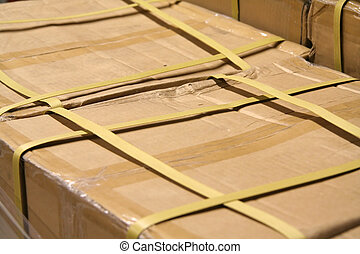 箱子, 商品