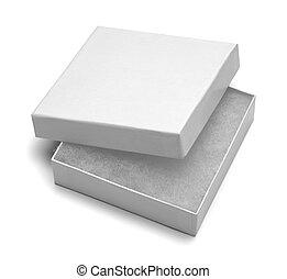 箱子, 白色, 廣場