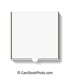 箱子, 紙板, 比薩餅