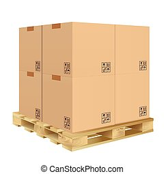 箱子, 紙盒, 被隔离