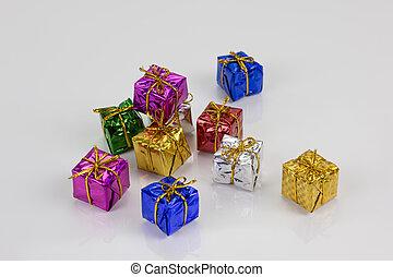 箱, お祝い
