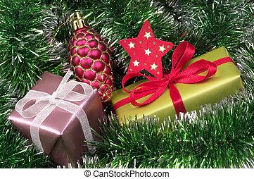 箱, クリスマスプレゼント