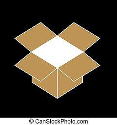 箱, ベクトル