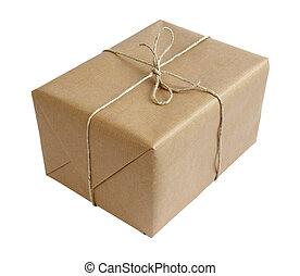 箱, 包みなさい, パッケージ